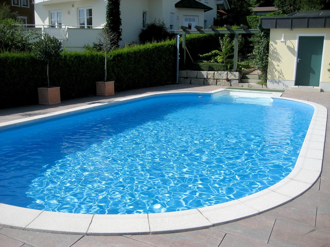 pool stahlwand oval pool oval joy studio design gallery. Black Bedroom Furniture Sets. Home Design Ideas
