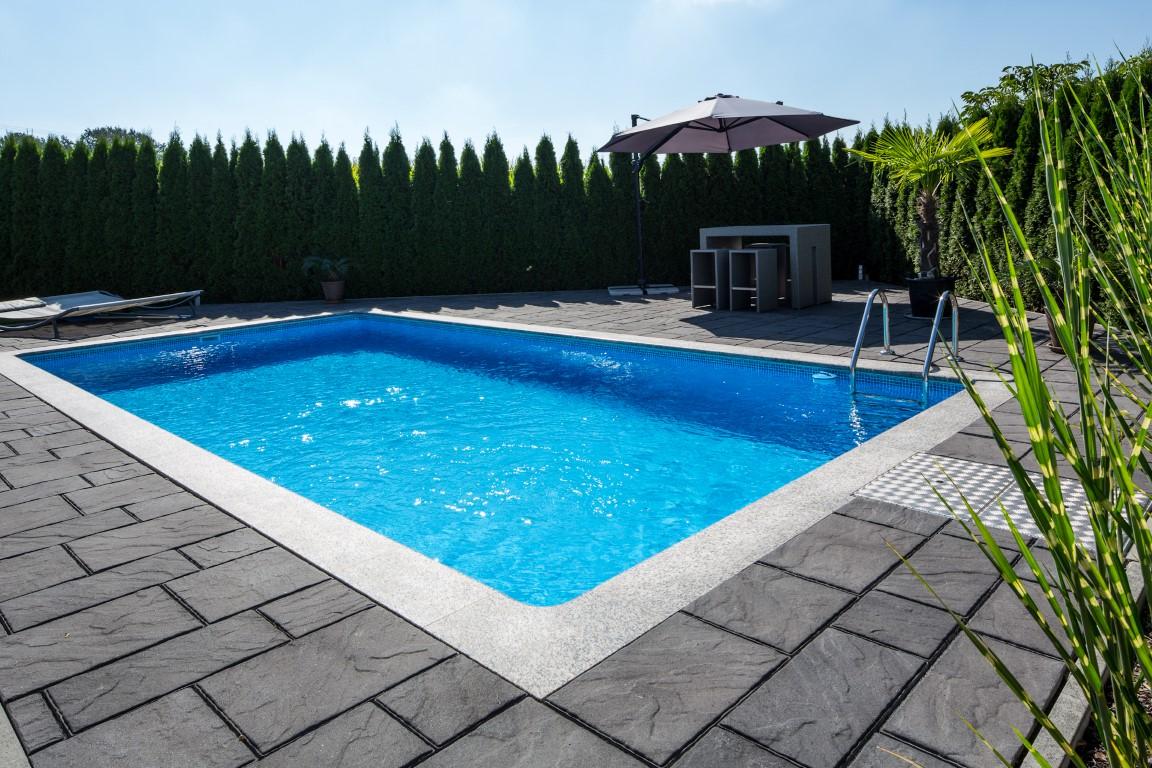 Pools und schwimmbecken von ab in den for Pool stahlwand eckig