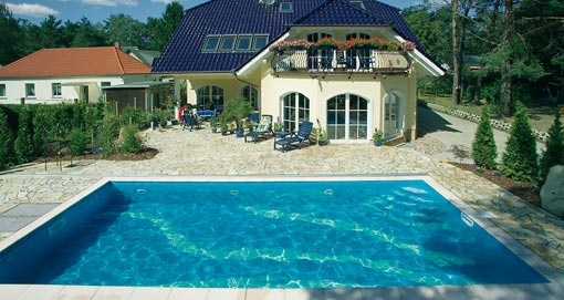 betonierte pools pool aus massivbeton massivbeton pool
