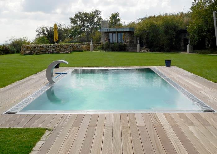 Edelstahlpools pool aus edelstahl der edelstahlpool for Pool aus stahl
