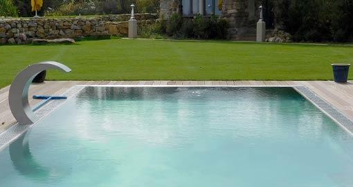 Zur Rubrik: Edelstahlpools - Pools aus Edelstahl der Edelstahlpool