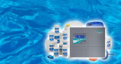 Poolpflege: Automatische Mess- und Regelgeräte