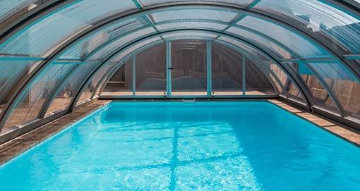 Poolüberdachungen - Überdachung für Pools