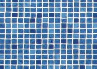 Folienauskleidungen und Folienauskleidung Blue-Greek