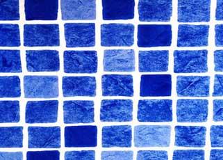 Folienauskleidungen und Folienauskleidung Persia Blau