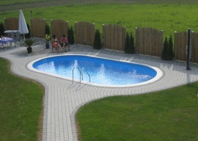Ovale Pools Ovalpool Ovalpools