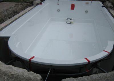 Polyesterbecken-Pool – Pools mit Polyesterbecken