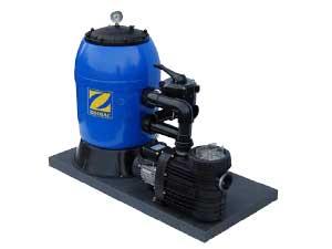 Pool Filteranlagen ZODIAC GFK-Filteranlage