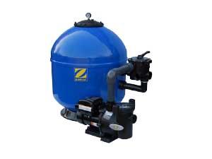 Pool Filteranlagen ZODIAC mit FloPro Pumpe