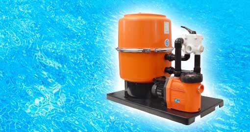 Pool-Pumpen