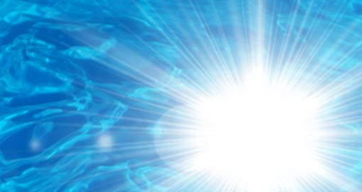 UV-Entkeimung als Poolpflege