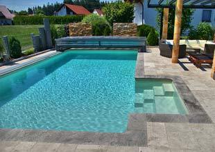 Pooltreppe Kanto