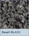 Poolzubehör Beckenrandstein Granit Basalt BLACK