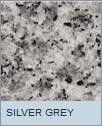 Poolzubehör Beckenrandstein Granit Silver Grey