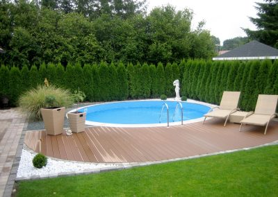 Runde Pools runder Pool Rundbecken Rundpool 1