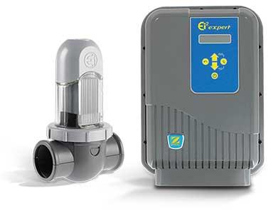 Salz-Elektrolyse Wasserpflege Ei2 Expert