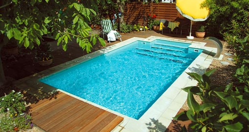 Styropool Pool 2