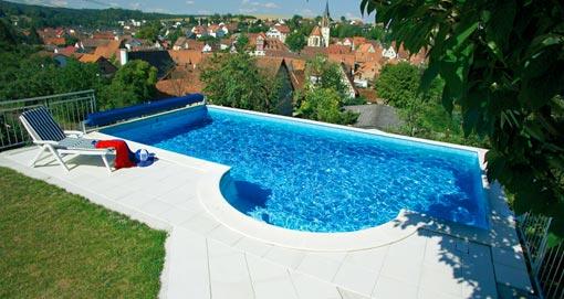 Styropool Pool 3