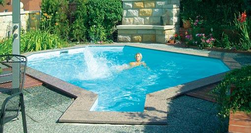 Styropool Pool 6
