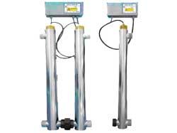 Wasserpflege: UV-Entkeimung